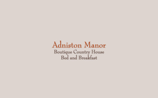 Adniston Manor