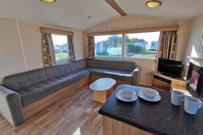 Silver Sands Comfort caravan